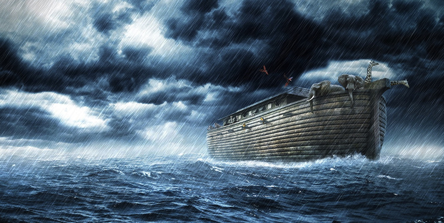 MP Says Noah's Ark Is Proof That Climate Change Does Not