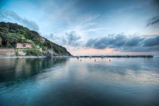 Serenity - (HDR Levanto, Italy)
